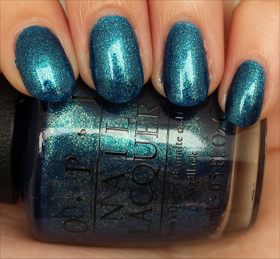 OPI The Sky's My Limit Swatch & Swatches