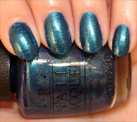 OPI The Sky's My Limit Swatches & Photos