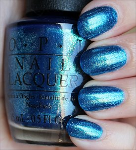 OPI The Sky's My Limit Swatches & Review