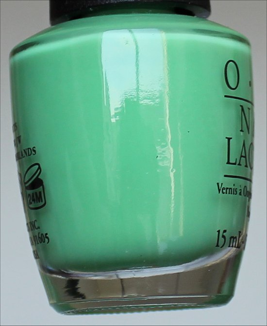 OPI You Are So Outta Lime OPI Neon Collection