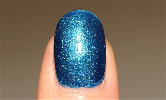 The Sky's My Limit by OPI Ford Mustang Collection Swatches