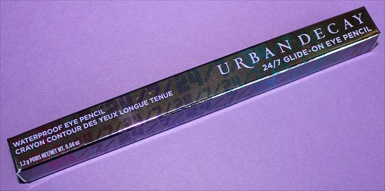Urban Decay 24-7 Glide-On Eye Pencil Junkie Review & Swatch