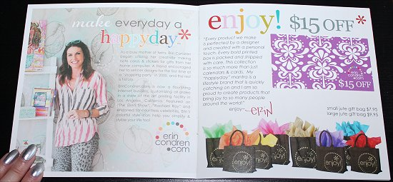 Erin Condren Catalogue 2014