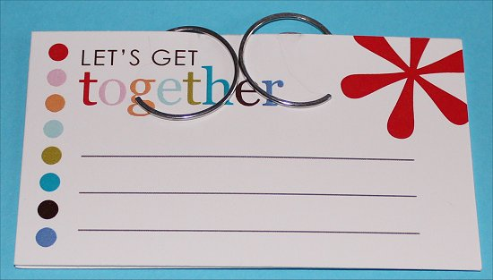Erin Condren Let's Get Together Cards