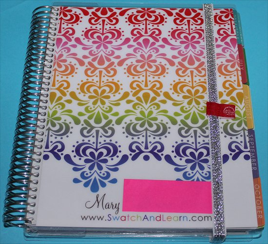 Erin Condren Life Planner 2014 & 2015 Photos