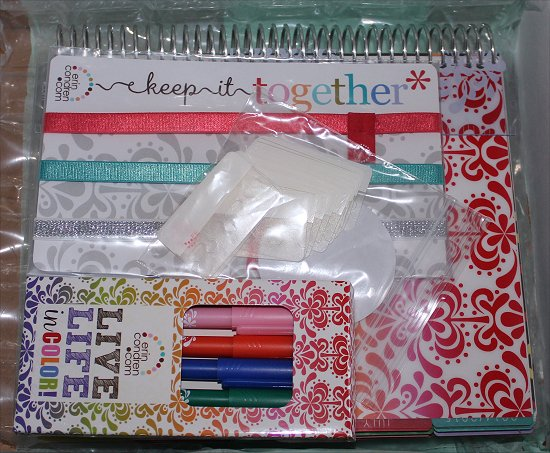 Erin Condren Planner & Accessories