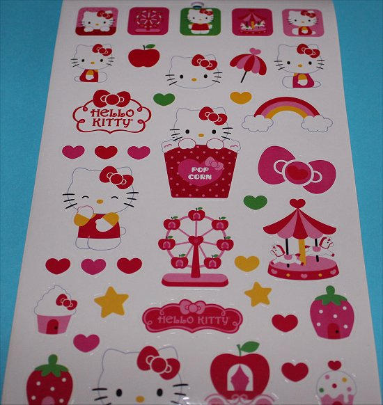 Hello Kitty Stickers 7
