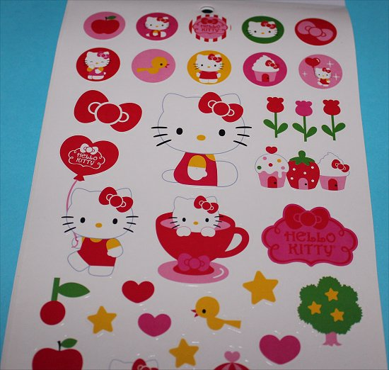 Hello Kitty Stickers 9