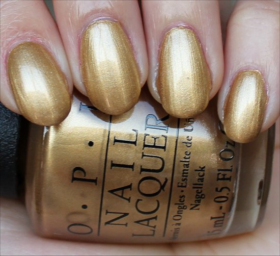 OPI 50 Years of Style Review & Swatches