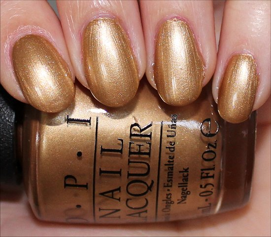 OPI 50 Years of Style Swatch & Photos
