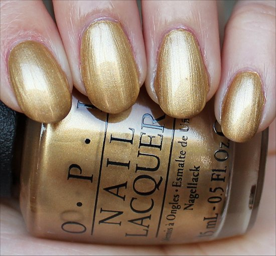 OPI 50 Years of Style Swatch & Review