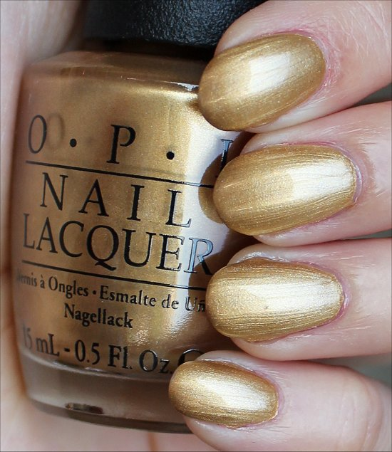 OPI 50 Years of Style Swatches & Review