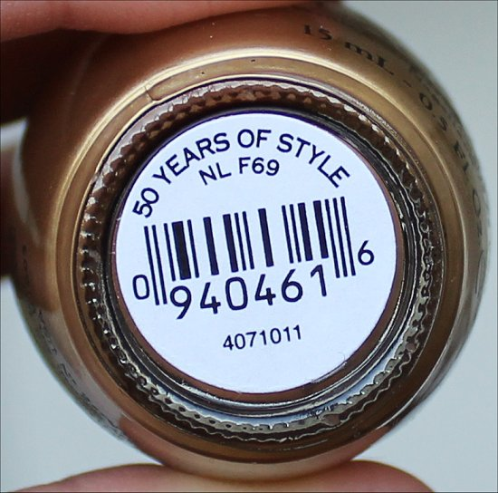 OPI 50 Years of Style