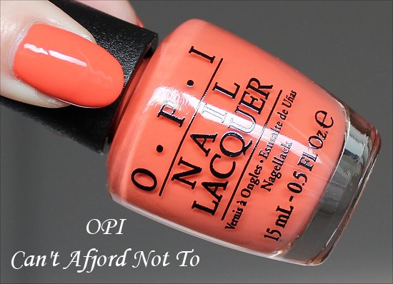 OPI Can't Afjord Not To OPI Nordic Collection 2014