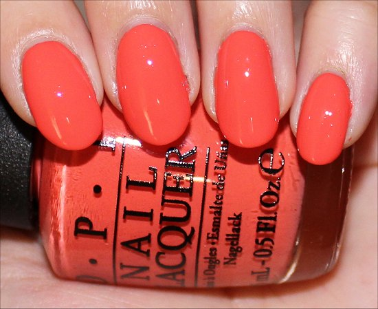 OPI Can't Afjord Not To Swatch, Review & Photo