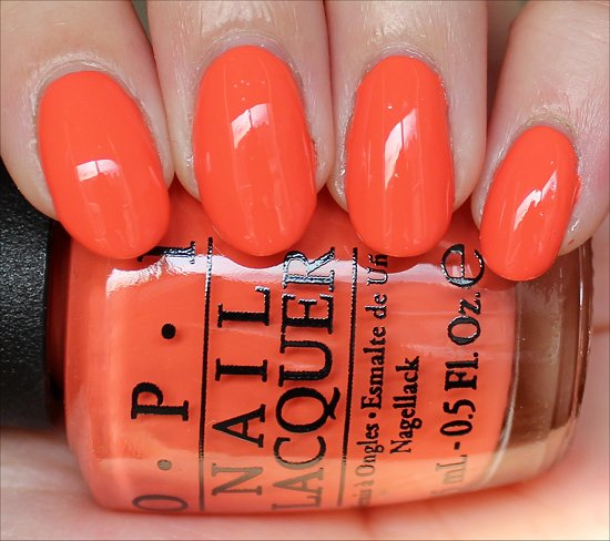 OPI Can't Afjord Not To Swatch & Review