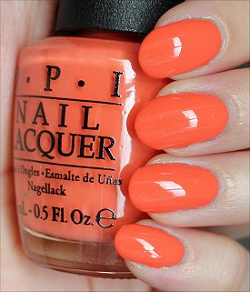 OPI Can't Afjord Not To Swatches & Review