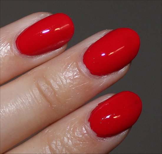 OPI Coca-Cola Swatch Coca-Cola Collection Swatches