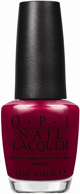 OPI Thank Glogg It's Friday OPI Nordic Collection