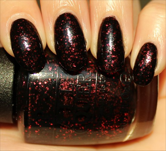 OPI Today I Accomplished Zero Swatch, Photos & Review
