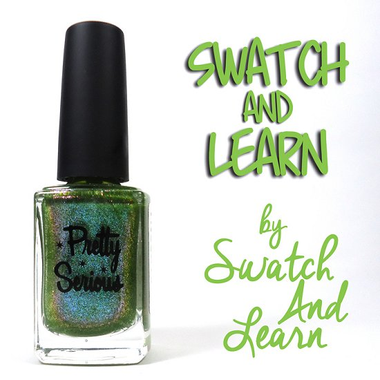 Pretty Serious Swatch And Learn Stop! Collaborate and Listen! Collection