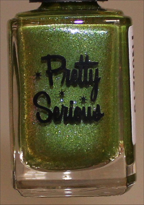 Pretty Serious Swatch And Learn Swatch, Swatches & Pics