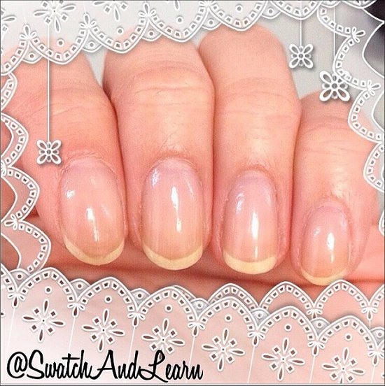 SwatchAndLearn Naked Nails