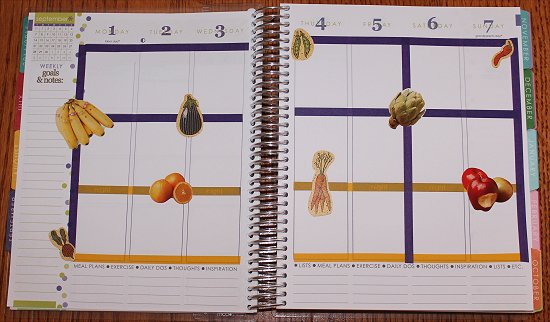 Decorating Ideas for the Erin Condren Life Planner