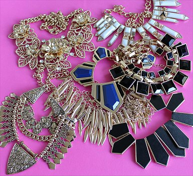 Forever 21 Statement Necklaces