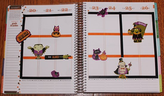 How to Decorate a Planner