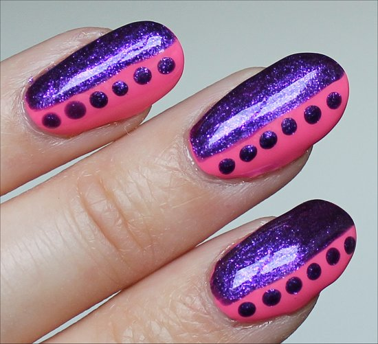 Nicole by OPI Nail Art Tutorial