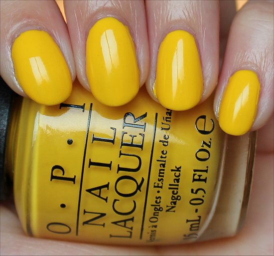 OPI Good Grief Review & Swatch