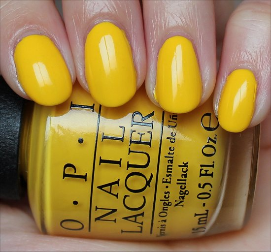 OPI Good Grief Swatch & Review