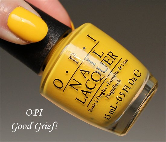 OPI Good Grief