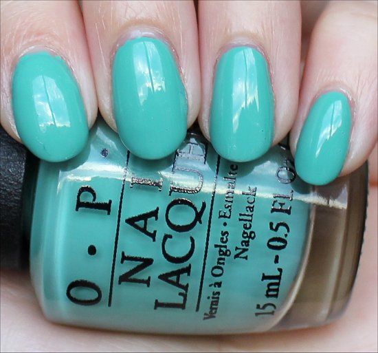 OPI My Dogsled Is a Hybrid Swatch & Review