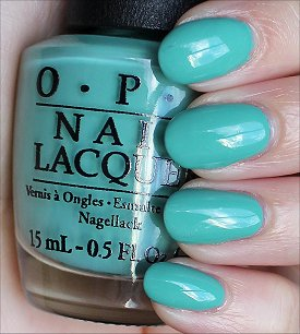 OPI My Dogsled Is a Hybrid Swatches & Review