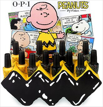 OPI Peanuts Collection Press Release