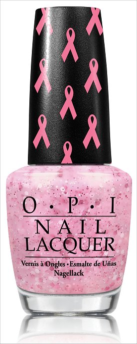 OPI The Power of Pink OPI Pink of Hearts 2014