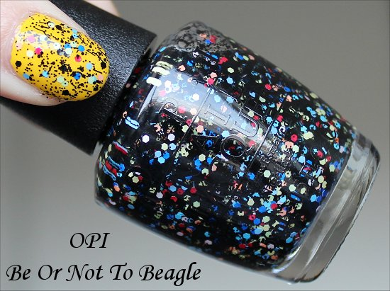 OPI To Be Or Not To Beagle