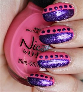 PromCanada SwatchAndLearn Nail Art