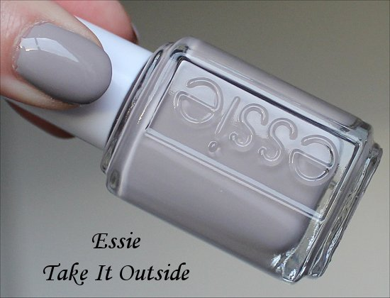 Essie Take It Outside Review & Swatch