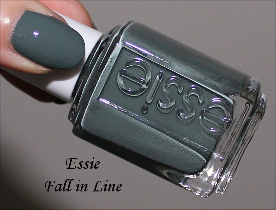 Fall in Line Essie Swatches
