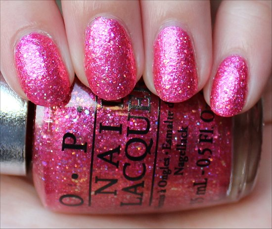 OPI DS Tourmaline Review & Swatch