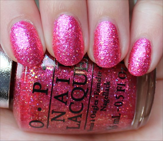 OPI DS Tourmaline Swatch & Review