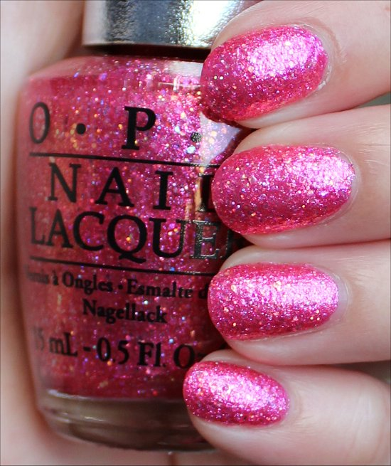 OPI DS Tourmaline Swatches & Review