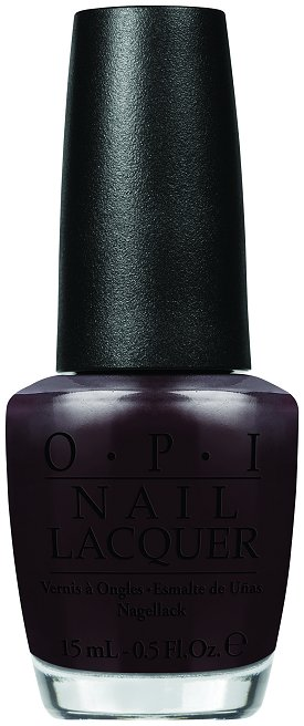 OPI Love Is Hot and Coal OPI Gwen Stefani Holiday Collection