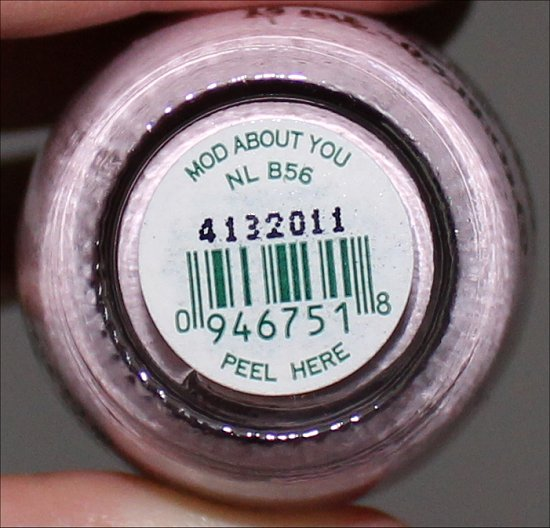 OPI Mod About You Review