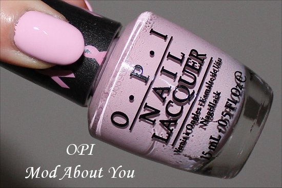 OPI Mod About You Swatches, Review & Pictures