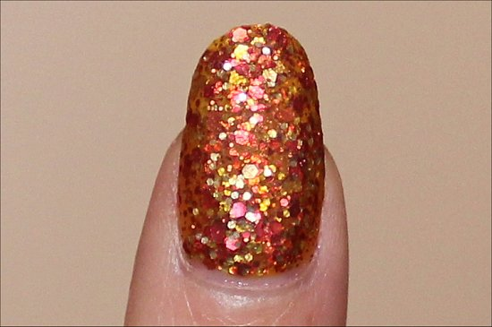OPI Orange You Fantastic Review Coca-Cola Collection Review