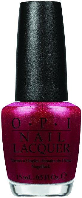 OPI Red Fingers and Mistletoes OPI Gwen Stefani Holiday Collection